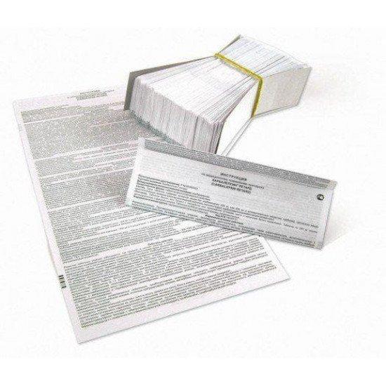 Печать инструкций для лекарств