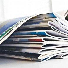 Печать брошюр А-3, А4, А5, А6