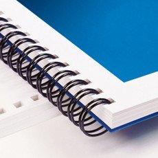Печать и переплет книг, журналов, каталогов, презентаций, блокнотов, инструкций. Мягкий переплет на спираль, пружину, кбс. Любые тиражи.