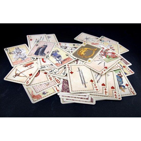 Изготовление игральных карт, карт Таро, карт с логотипом. Нашли настольную игру в интернете ? Мы поможем ее напечатать. Игровое поле, игральные карты и упаковку! Возможно изготовление в  день обращения!