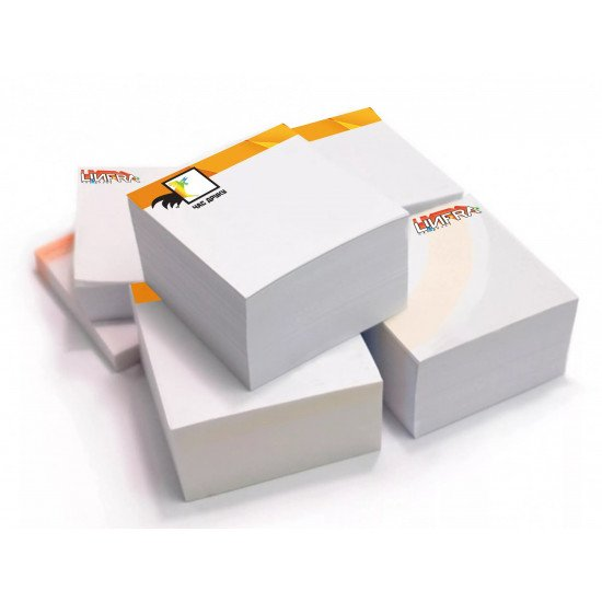 Куб для записей 90-90-50 мм. (500 листов)
