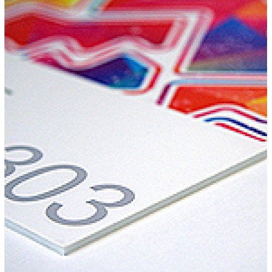 Печать на пенокартоне 3 мм